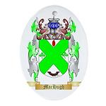 MacHugh Ornament (Oval)
