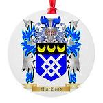 MacHood Round Ornament
