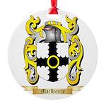 MacHenry Round Ornament