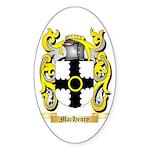 MacHenry Sticker (Oval 50 pk)