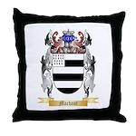 Machaut Throw Pillow