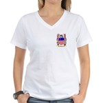 Machar Women's V-Neck T-Shirt