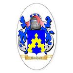 MacHale Sticker (Oval 10 pk)