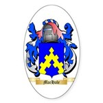 MacHale Sticker (Oval 50 pk)