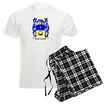 MacHaffy Men's Light Pajamas