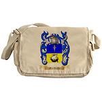 MacHaffy Messenger Bag