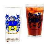 MacHaffy Drinking Glass