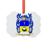 MacHaffy Picture Ornament