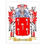 Machado Small Poster