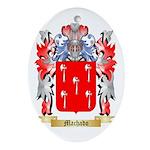 Machado Ornament (Oval)