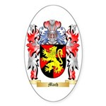 Mach Sticker (Oval 50 pk)
