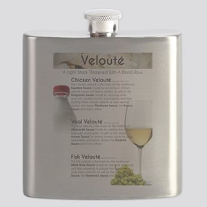 Veloute Sauce Chart Flask