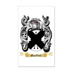 MacGurl 20x12 Wall Decal