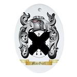 MacGurl Ornament (Oval)