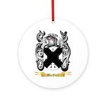 MacGurl Ornament (Round)