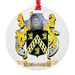 MacGurk Round Ornament