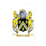 MacGurk Sticker (Rectangle 50 pk)