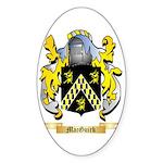 MacGuirk Sticker (Oval 50 pk)