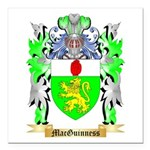 MacGuinness Square Car Magnet 3