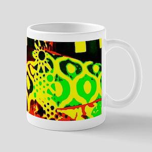 Abstract Pillows Mugs