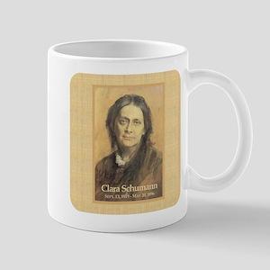 Clara Wieck Schumann Mugs