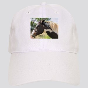 A Gorgeous Paint Horse Baseball Cap