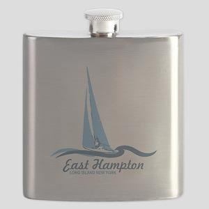 East Hampton - New York. Flask