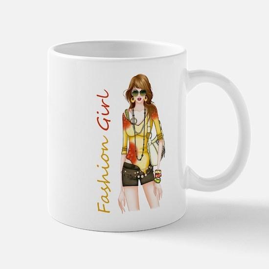 Best Fashion Girl Mugs