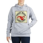 Fresh Maine Lobsters Women's Hooded Sweatshirt