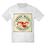 Fresh Maine Lobsters Kids Light T-Shirt