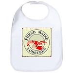 Fresh Maine Lobsters Bib