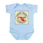 Fresh Maine Lobsters Infant Bodysuit