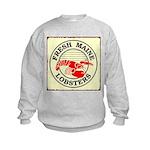 Fresh Maine Lobsters Kids Sweatshirt