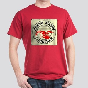 Fresh Maine Lobsters Dark T-Shirt