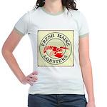 Fresh Maine Lobsters Jr. Ringer T-Shirt