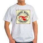 Fresh Maine Lobsters Light T-Shirt