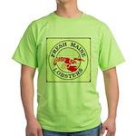 Fresh Maine Lobsters Green T-Shirt