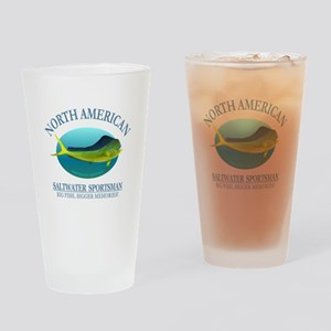 NASM (Mahi Mahi) Drinking Glass