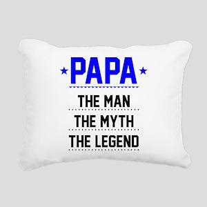 Papa - The Man, The Myth, The Legend Rectangular C