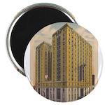 """Mayflower Hotel 2.25"""" Magnet (100 pack)"""