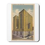 Mayflower Hotel Mousepad