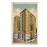 Mayflower Hotel Postcards (Package of 8)