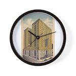 Mayflower Hotel Wall Clock