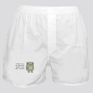 Monsters Under Your Bed Boxer Shorts