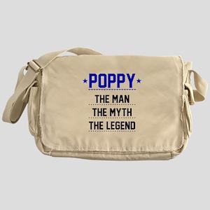 Poppy - The Man, The Myth, The Legend Messenger Ba