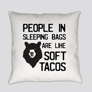 People In Sleeping Bags Are Like Soft Tacos Everyd