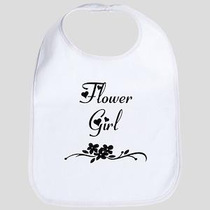 Classic Flower Girl Bib