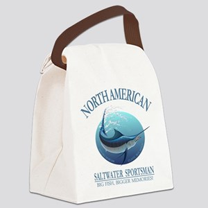NASM (marlin) Canvas Lunch Bag