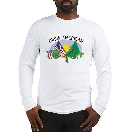 Irish-American Long Sleeve T-Shirt