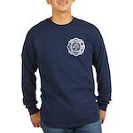 Masons - York Rite F&R Long Sleeve Dark T-Shirt
